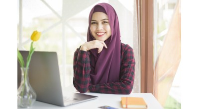 Saffron, Face Mask Trend for Muslimah