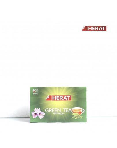 Green Tea Saffron - Saffron Tea 20 bags (@ 2 gr)